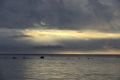 Morgonvy över Östersjön