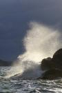 Vågor vid Vättern