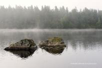 Stenar i sjö