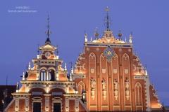 Svarthuvudenas hus i Riga